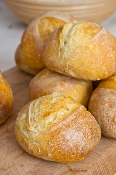 Wiener Laberln (traditionell - My list of simple and healthy recipes Pastry Recipes, Bread Recipes, Baking Recipes, Dessert Recipes, Old Recipes, Wine Recipes, Pan Rapido, Baguette Recipe, Austrian Recipes
