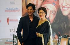 SRK desires to pair with Kajol again in a mature love story