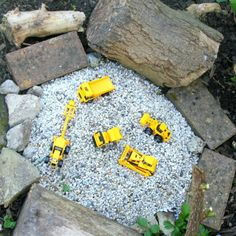 Beautiful Front Yard Rock Garden Landscaping Ideas - Page 2 of 76 Backyard Play Spaces, Small Front Yard Landscaping, Outdoor Play Spaces, Backyard For Kids, Landscaping With Rocks, Landscaping Ideas, Garden Landscaping, Imagination Tree, Kids Play Area