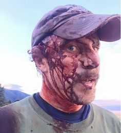 Drenched in blood Montana man tells tale of surviving two run-ins with same grizzly bear - Washington Post