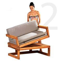 Другая Мебель Diy Home Furniture, Folding Furniture, Woodworking Furniture Plans, Furniture For Small Spaces, Pallet Furniture, Furniture Making, Furniture Design, Lotus Belle Tent, Convertible Furniture
