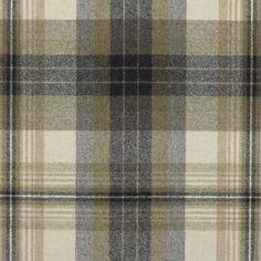 Duncanson Plaid – Stone - Plaids & Checks - Fabric - Products - Ralph Lauren Home - RalphLaurenHome.com