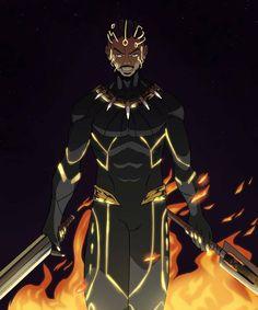 Killiomonger the usurper