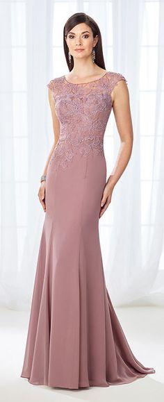 35a787dddc61 28 Best Cameron Blake Mother's Dresses images | Bestickte kleider ...