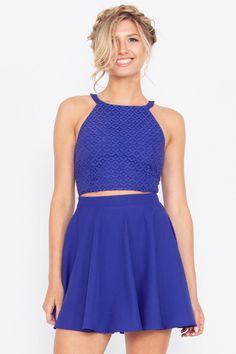 Miss Violet Dress