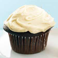 Petits gâteaux au chocolat #paques #cupcakes