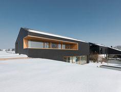 Residential House Kirchberg by bogenfeld Architektur   Semi-detached houses