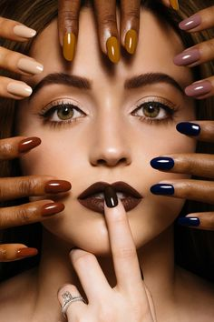 What Do The KL Polishes By KathleenLights Look Like? These Colors Are Perfect For Fall