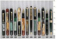 Catalog, Catalogs, Extraordinary Pens, Fountain Pens, Go Pens, GoPens, Vintage Fountain Pen, Vintage Fountain Pens, Vintage Pen, Vintage Pens, Pelikan