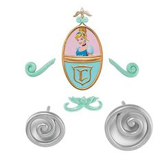 Disney Princess Cinderella Pumpkin Push-Ins:Get in character! Voilà! Push in parts to transform your Halloween pumpkin into your favorite character! Shop online @(www.youravon.com/my1724) or click on the pin!! ONLY $12.99