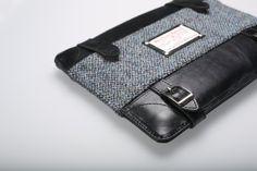 Windsor Briefcase. Barleycorn  Blue / BL от Walleys на Etsy