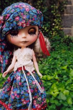 Blythe Doll in Action 4 | Blythe Doll Club