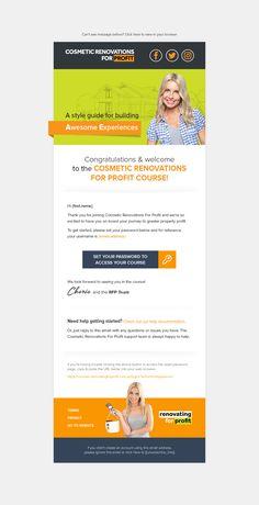 Home Furnishing Newsletter Design