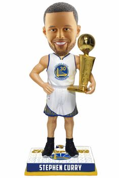 be7d9773dd6 12 Best Golden State Warriors 2018 NBA Champions Bobbleheads images ...