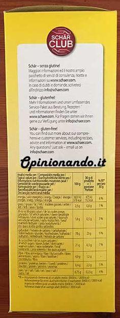 Milly Magic Senza Glutine Lato  - #recensione #opinionando