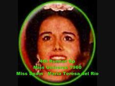 Miss Universe 1960 (Latest Edition)Linda Bement USA