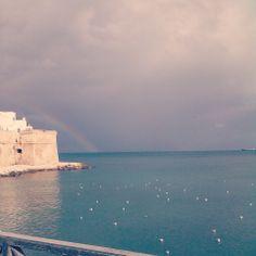 arcobaleno a Monopoli #weareinpuglia