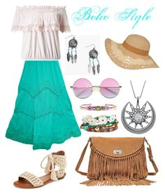"""""""Channeling Your Inner Hippie"""" by tammy-gardner on Polyvore featuring Joie, Zadig & Voltaire, Aéropostale, Miss Selfridge, Susan Alexandra, Boohoo, Carolina Glamour Collection, hippie and Bohemian"""