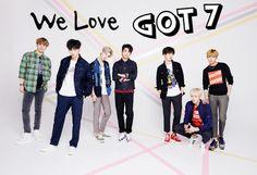 for Elle Girl Youngjae, Bambam, Got7 Jb, Kim Yugyeom, Mark Jackson, Jackson Wang, Jinyoung, Got7 Members Profile, Let's Stay Together