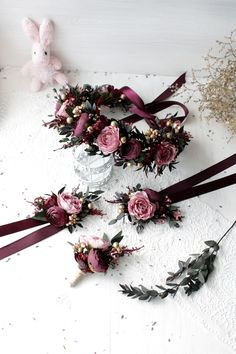 Свадебная цветочная корона цветочная корона Марсалы головной | Etsy White Floral Crowns, Floral Crown Wedding, Flower Girl Crown, Girls Crown, Flower Crowns, Bridesmaid Flowers, Bridal Flowers, Fall Flowers, Wedding Headband