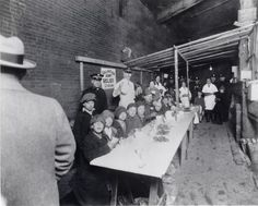 The Salvation Army Kids and Doughnuts
