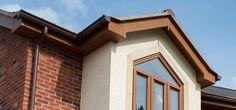 UPVC Roofline Fascias & Soffits   Bargeboards & Cladding from 5 Star Windows, Kidderminster
