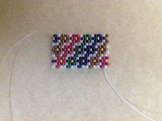 Zyrconia Bijoux: Beading tutorials and patterns: patterns peyote - 1 of 2