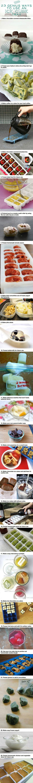23 Genius ways to use an ice cube tray