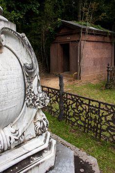 Tomb of Julia Legare Presbyterian Church on Edisto Island