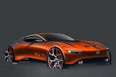 Retrocars: Opel GT
