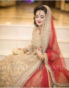 Bookings open for 2018 call or WhatsApp 333 5916771 333 Kindly inbox us for our updated packages Detail. Pakistani Bridal Wear, Pakistani Wedding Dresses, Bridal Outfits, Bridal Dresses, Pakistan Wedding, Muslim Brides, Beauty Women, Women's Beauty, Wedding Wear