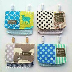 移動ポケット 手作り ハンドメイド Blog Entry, Easy Crafts, Sewing Projects, Lunch Box, Fabric, Handmade, Baby, Pouch, Belt