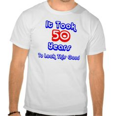 ==>Discount          	50th Birthday Shirts           	50th Birthday Shirts in each seller & make purchase online for cheap. Choose the best price and best promotion as you thing Secure Checkout you can trust Buy bestReview          	50th Birthday Shirts lowest price Fast Shipping and save your...Cleck See More >>> http://www.zazzle.com/50th_birthday_shirts-235833896528375443?rf=238627982471231924&zbar=1&tc=terrest