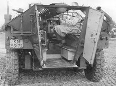 KN-53-72 Marine, Armored Vehicles, Cold War, World War Ii, Military Vehicles, Netherlands, Dutch, German, Army