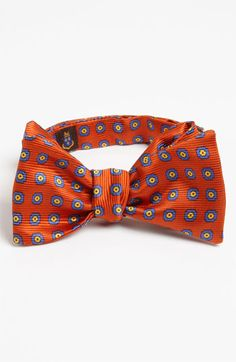 Robert Talbott Silk Bow Tie available at #Nordstrom