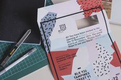 Exhibition Design— environment, invitation, catalogue, website & merchandizes