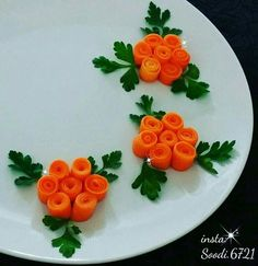 Mail - Judy White - Outlook in 2019 Fruits Decoration, Vegetable Decoration, Food Crafts, Diy Food, Food Food, Creative Food Art, Food Garnishes, Garnishing Ideas, Vegetable Carving