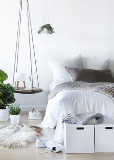Hvis du er på udkig efter et nyt look til soveværelset, så har vi samlet hele 25 soveværelser i vidt forskellige stilarter, som du kan lade dig inspirere af.