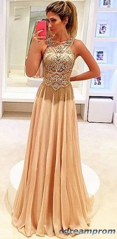 prom dress evening dress #proms #dresses