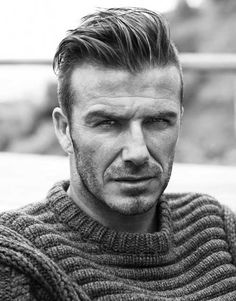 Mens Slicked Back Fine Hairstyles