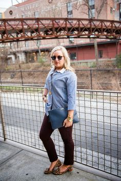 GiGi New York | Sell Eat Love Fashion Blog | Navy Uber Clutch