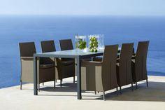 LIBERTY Cane-line nowoczesne krzesła