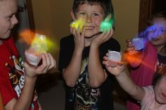 Lesson 17 - I am thankful for my hands -The Brother of Jared stones -- Book of Mormon activity using glow sticks. Primary Activities, Activities For Boys, Church Activities, Family Scripture, Scripture Study, Book Of Mormon Stories, Read A Thon, Lds Seminary, Lds Books