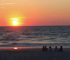 We are all waiting on this swell... #tropicalstorm #sweepingthecoast #willitevergethere #wavesfordays #Indialantic #Florida #sunrise #beachsidesunrise by beachsidecrew