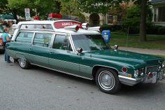 1971 Cadillac this would be sick