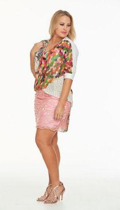 Mila Wrap Top by Stella Royal