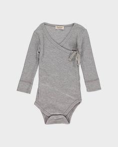 Body mini ls grey melange