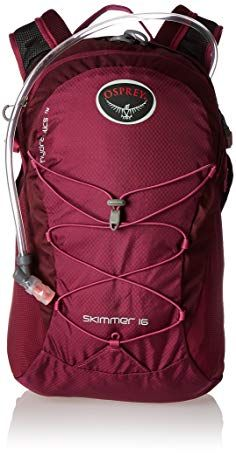 Osprey Skimmer 16 Hydration Pack for women is an ultra lightweight 450 g  lb) versatile tool for light and fast day tours 195487348dfc4
