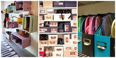 como ordenar la ropa si no tengo closet - Buscar con Google