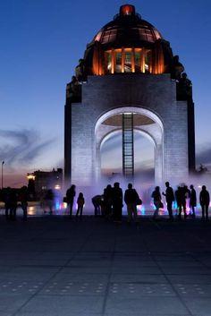 Mención honorífica categoría Libre / Lugar: Monumento a la Revolución